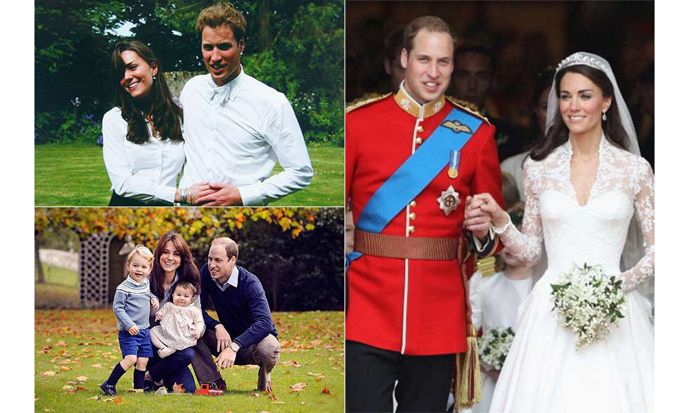 <p>As the Duke and Duchess of Cambridge prepare to celebrate their wedding anniversary on Apr. 29, we take a look back at their sweetest quotes about each other...</p>