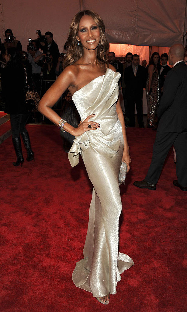<strong>2009, The Model As Muse: Embodying Fashion</strong><br>Iman, Donna Karan 