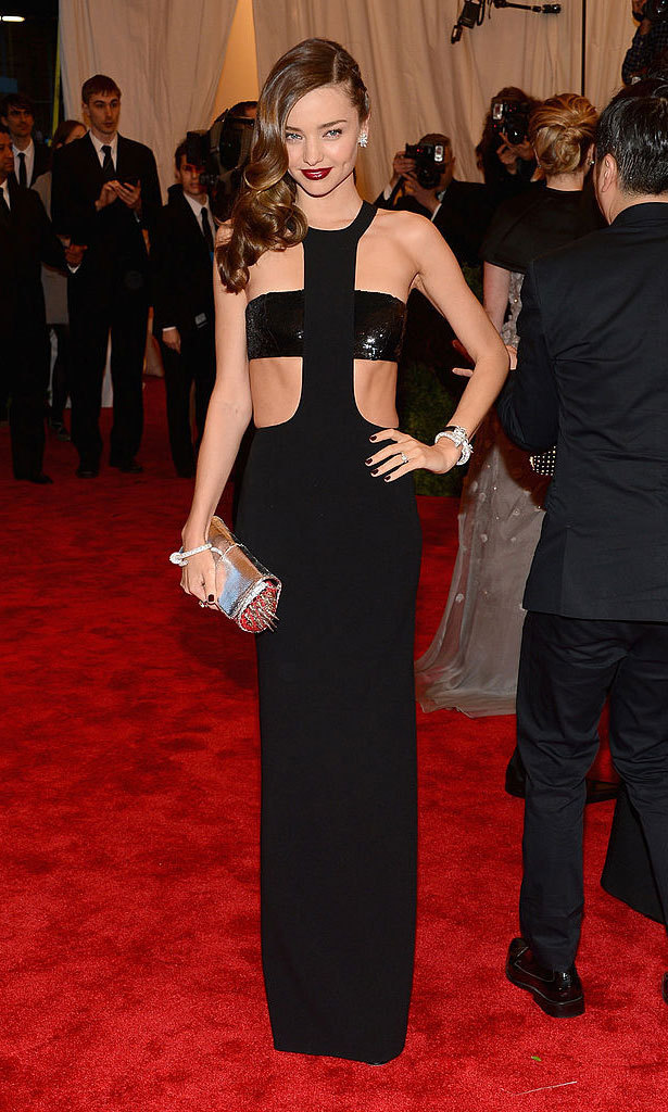 <strong>2013, PUNK: Chaos to Couture</strong><br>Miranda Kerr, Michael Kors