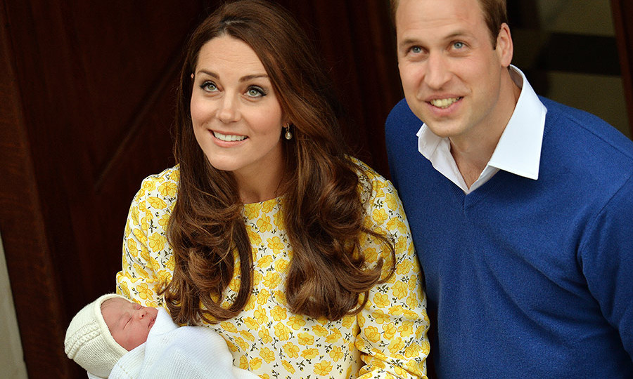Princess Charlotte was born at the Lindo Wing in London.