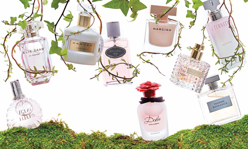 There's nothing powdery or precious about these flowery scents, which combine heady floral bouquets with bright citrus notes and sultry musk. To try a new bloom on for size this season, click through and select your new eau...