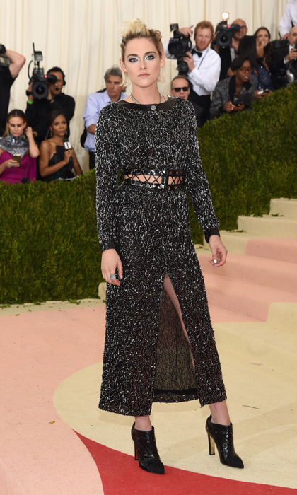 Kristen Stewart in Chanel