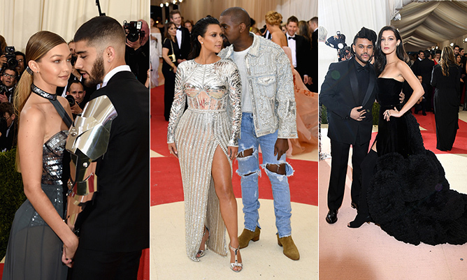 The cutest and most stylish couples the 2016 Met Gala...