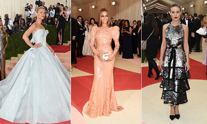 Fashion's biggest night called for all things metallic and futuristic as guests arrived to the 2016 Met Gala, themed Manus x Machina: Fashion in an Age of Technology. From honourary co-chair Taylor Swift to Kim Kardashian and Alicia Vikander, the red carpet gave us a glimpse into the future of fashion. Click through to see all the glamorous looks...