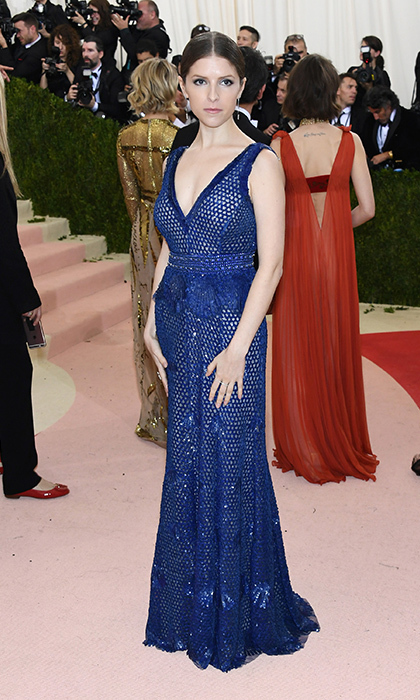 Anna Kendrick in Derek Lam