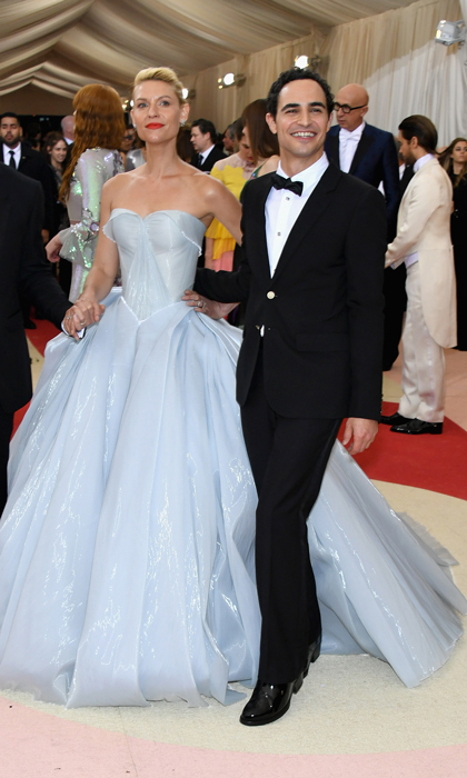 Claire Danes & Zac Posen