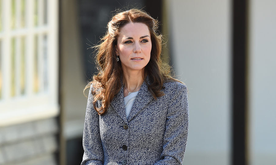 Kate Middleton inspires spring hairstyles with chic half-up look