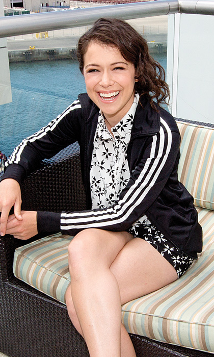 <h3>TATIANA MASLANY</h3>