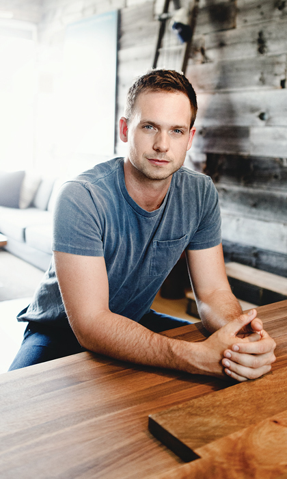 <h3>PATRICK J. ADAMS</h3>