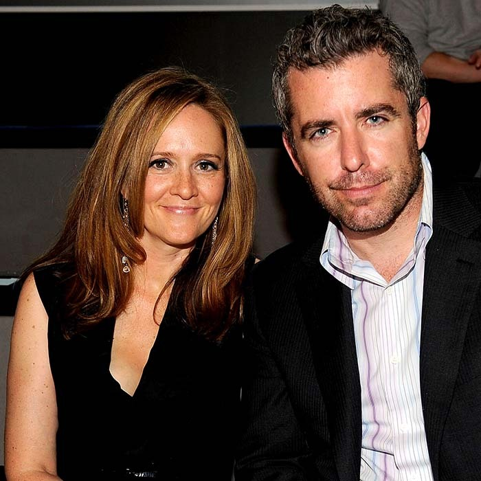<h3>SAMANTHA BEE AND JASON JONES</h3>