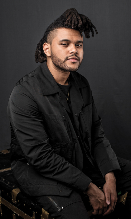 <h3>THE WEEKND</h3>