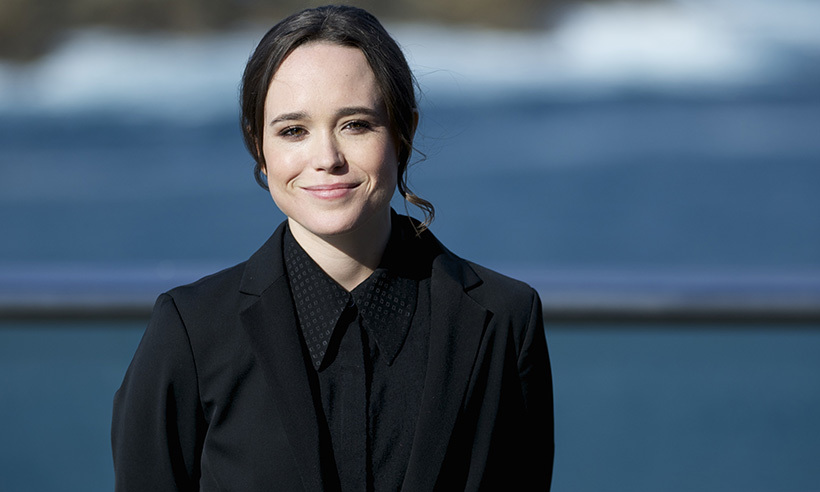 <h3>ELLEN PAGE</h3>