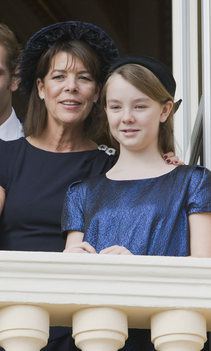 <strong>PRINCESS CAROLINE OF MONACO</strong>