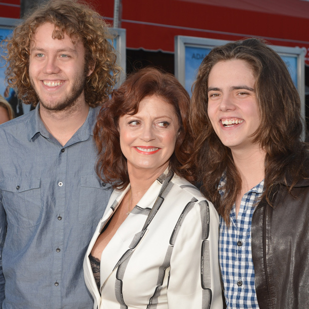 <strong>SUSAN SARANDON</strong>