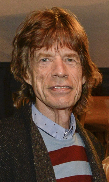 <h2>Star: Sir Mick Jagger</h2>