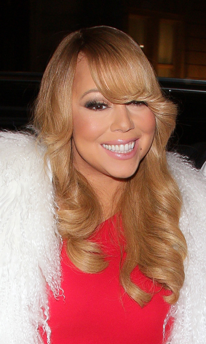 <h2>Star: Mariah Carey</h2>