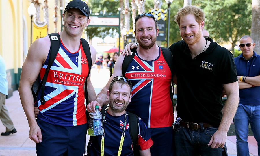 Prince Harry and the 2016 Invictus Games takes over Orlando May 8-12th. The royal will host more than 500 injured service men and women representing 15 nations at the second instalment of the Paralympic-style sports tournament.