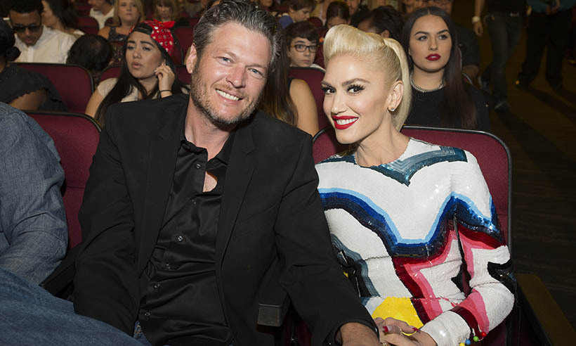 Loved-up couple Blake Shelton and Gwen Stefani had a date night at the 2016 Radio Disney Music Awards in L.A. 