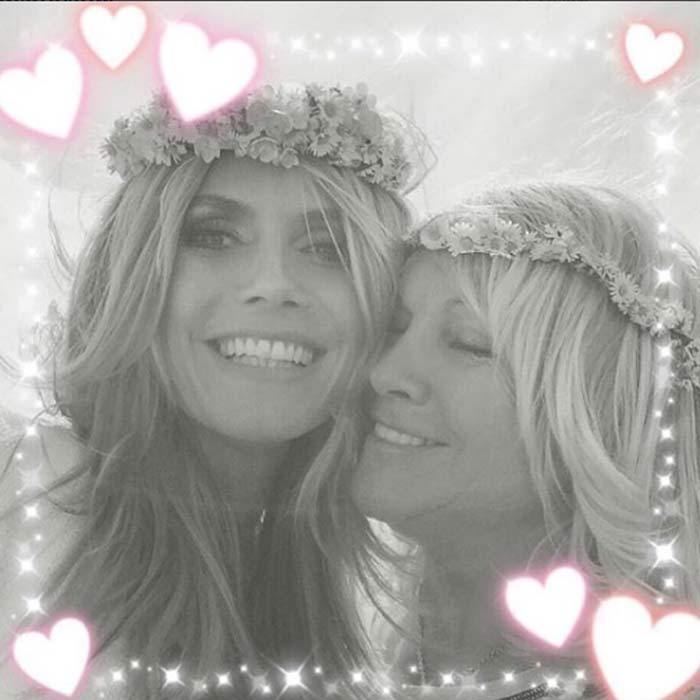 <h2>Heidi Klum</h2>