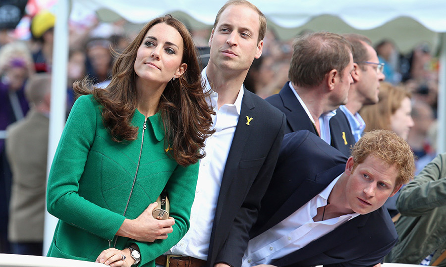 Kate, William and Harry have teamed up for the Heads Together campaign.<br>Photo: © Getty Images