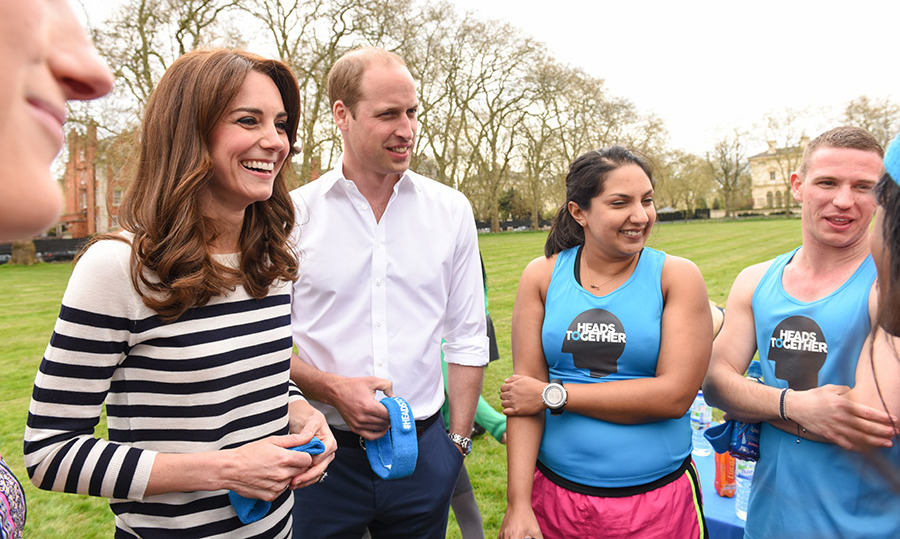 The royals will attend the launch event at the iconic Queen Elizabeth Olympic Park on May 16.<br>Photo: © Getty Images