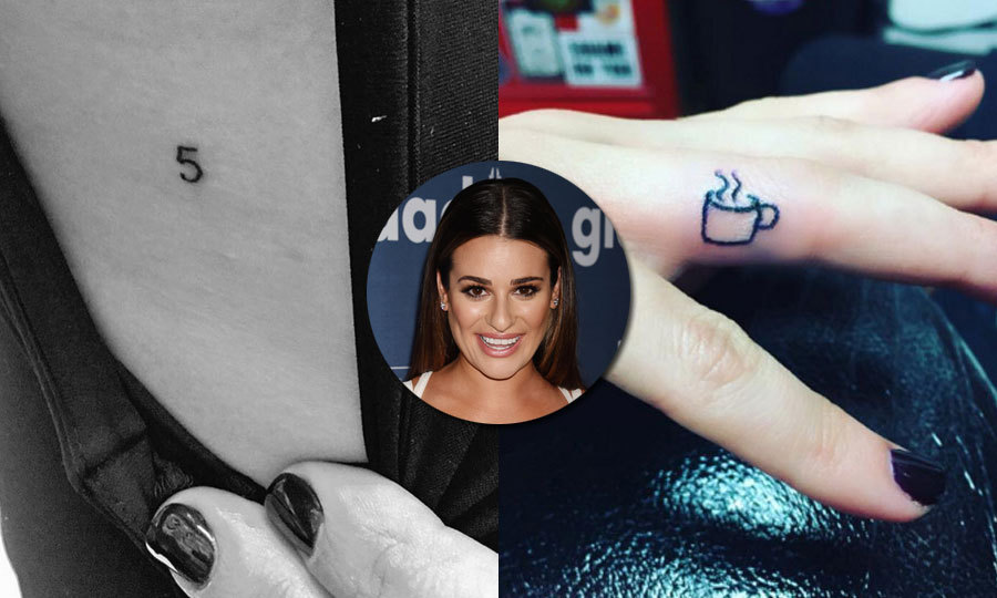 <h2>LEA MICHELE</h2>