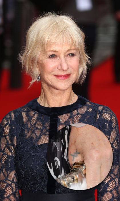 <h2>HELEN MIRREN</h2>