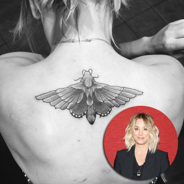 <h2>KALEY CUOCO</h2>