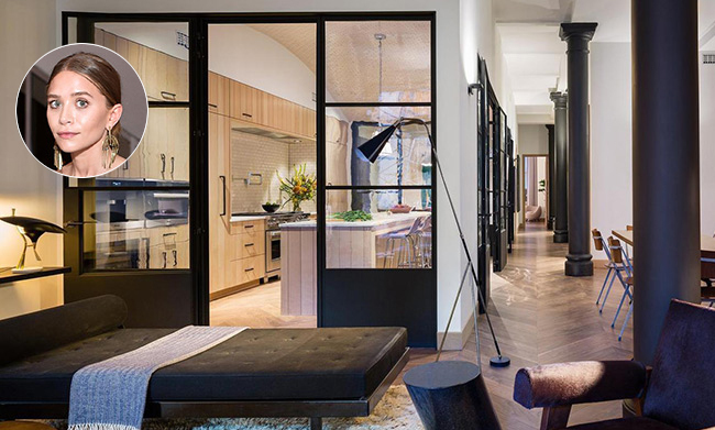 Inside Ashley Olsen S New 9 4 Million New York Apartment