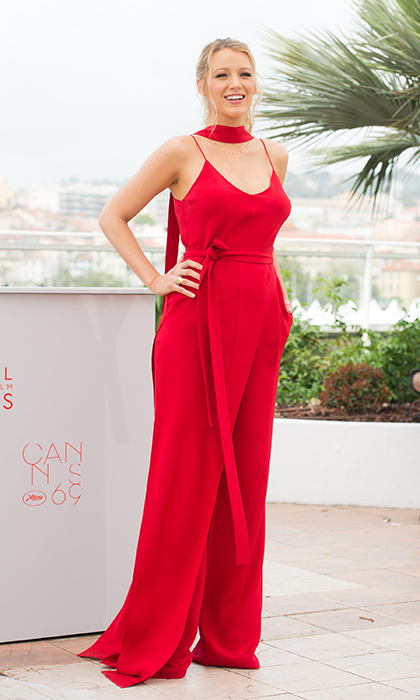 Blake Lively in Juan Carlos Obando