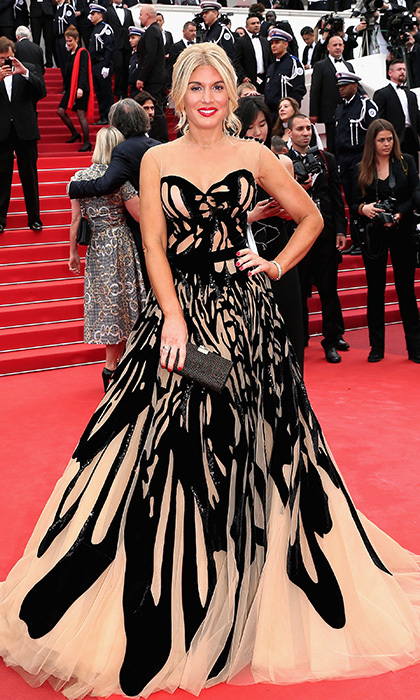 Hofit Golan in Jean Fares Couture