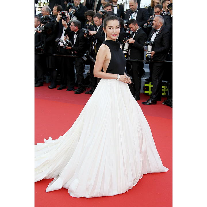 Li Bing Bing in Stephane Rolland