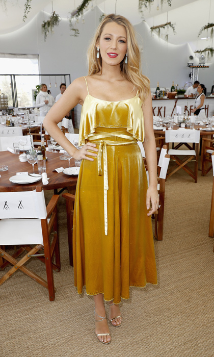 Blake Lively in Valentino