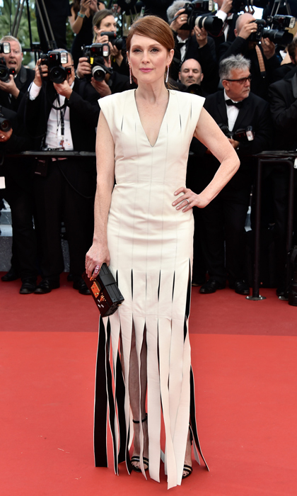 Julianne Moore in Louis Vuitton