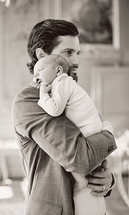 The photos were released to mark Carl Philip's 37th birthday.