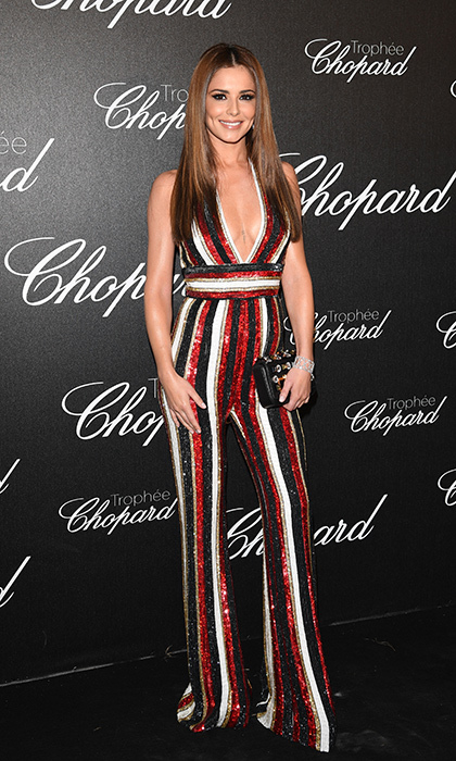 Cheryl Cole in Zuhair Murad