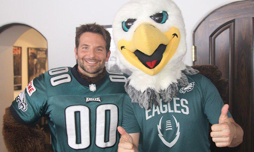 <h2>BRADLEY COOPER</h2>