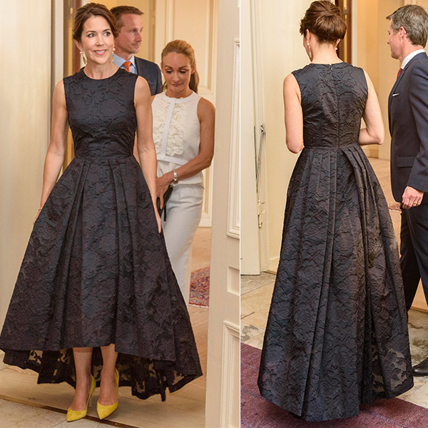 The H&M dress beloved by European royals