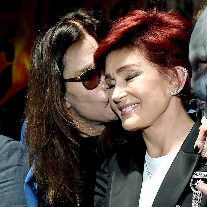 Ozzy and Sharon Osbourne put their marriage woes aside to announce news that Ozzfest will take over the San Manuel Amphitheater and Festival Grounds in San Bernardino in September. 