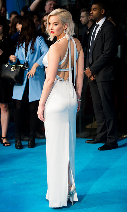 Jennifer Lawrence made a stunning return to the red carpet circuit in Dior at the London premiere of <i>X-Men Apocalypse</i>.