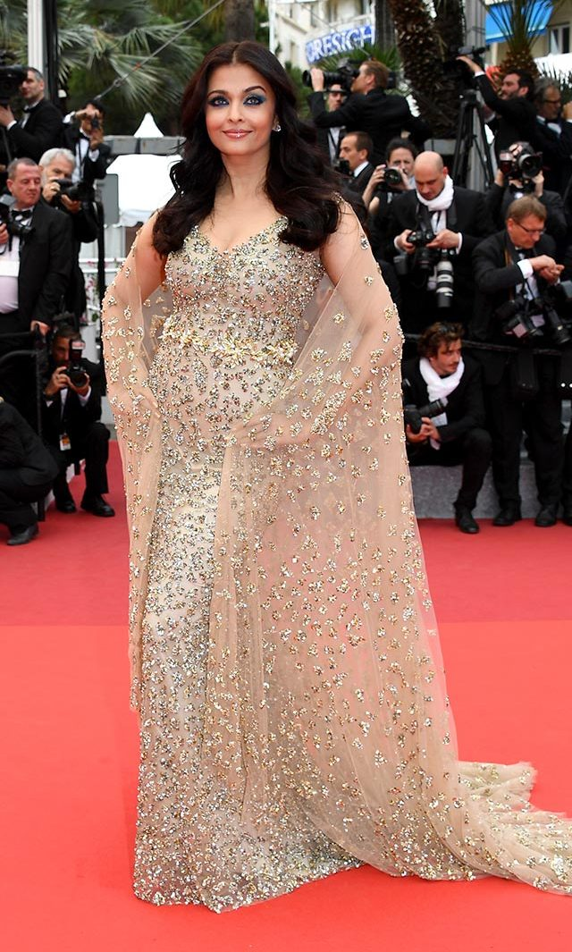 Aishwarya Rai in Ali Younes Couture