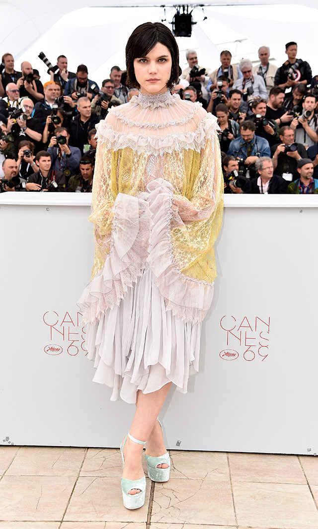 Soko in Chloe