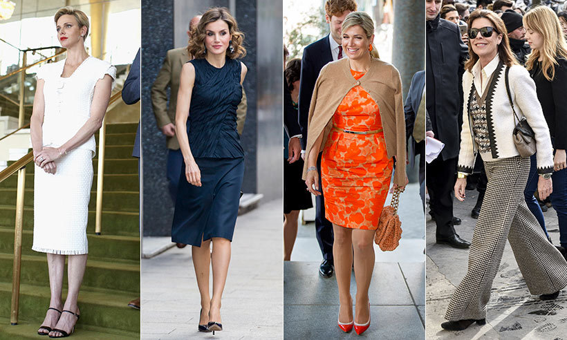 See what the world's most stylish royals wore this week...