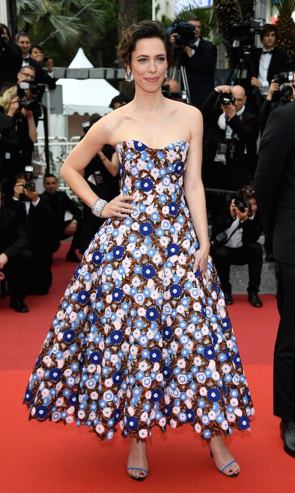 Rebecca Hall in Dior Couture
