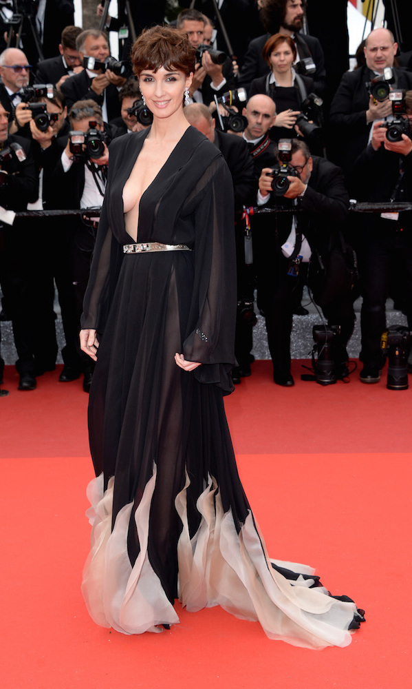 Paz Vega in Stephane Rolland