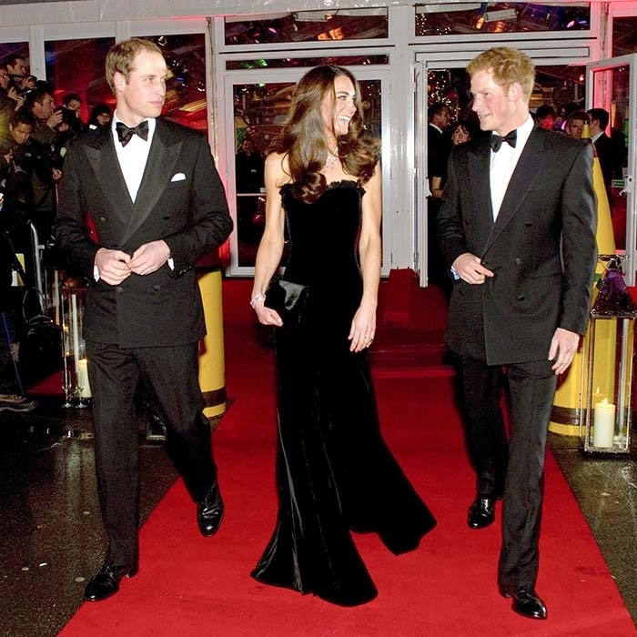 The stylish friends made quite an entrance at The Sun's annual Millies Awards in 2011.