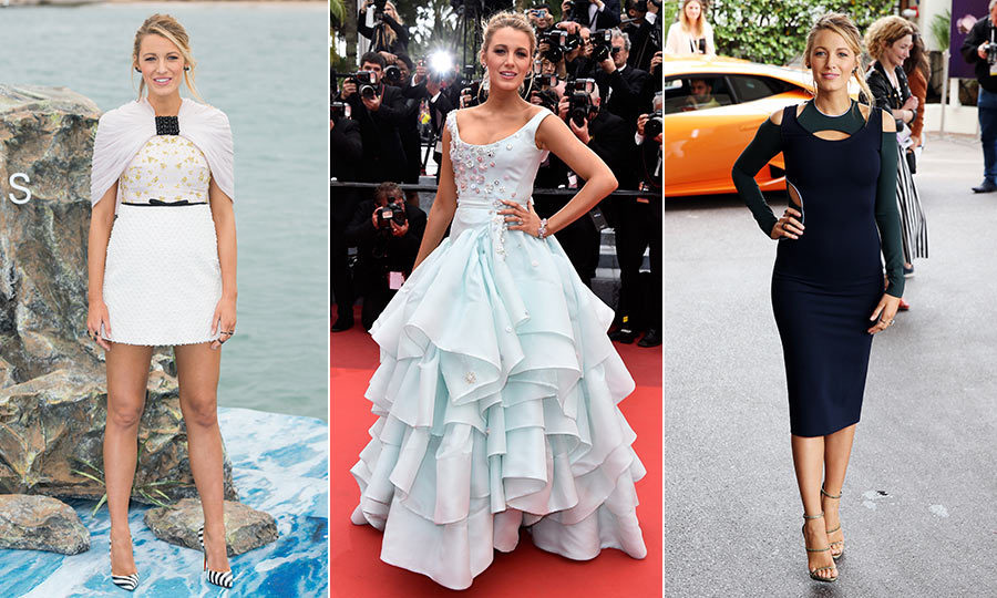 82def6cbd0f You can't mention maternity style goals without thinking of Blake Lively!  To celebrate