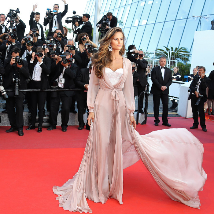 Izabel Goulart in Ralph and Russo