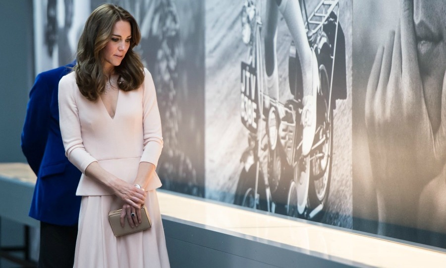 Kate was featured for the first time in <em>Vogue</em> magazine.