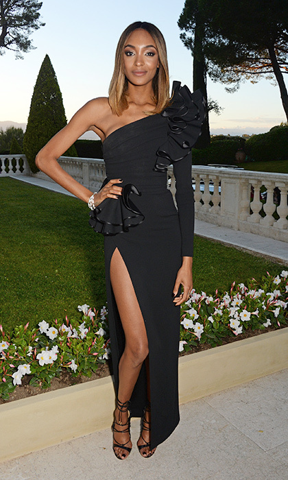 Jourdan Dunn in Dsquared2